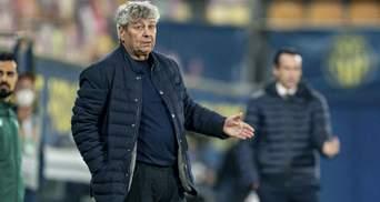 Луческу став найкращим тренером 20 туру УПЛ
