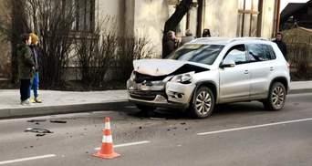П'яний чиновник міськради вчинив ДТП у Івано-Франківську: є потерпілі – фото