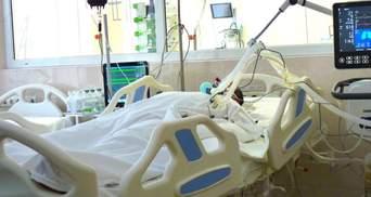 В Днепре спасают раненого под Красногоровкой военного: осколки пробили кишечник