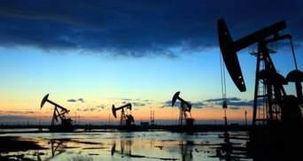 Падіння цін на нафту суттєво прискорилося