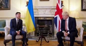 Мы чувствуем, что Украина не в одиночестве, – Зеленский поговорил с Джонсоном