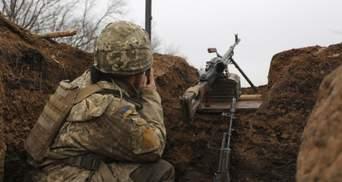 Второй погибший за день: на Донбассе боевики убили военного