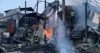 Пожежа з жертвами у Харкові: арештували власника олійного цеху – бізнес був нелегальним