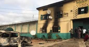 У Нігерії невідомі атакували в'язницю: майже 2 тисячі людей втекли