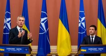 Генсек НАТО позвонил Зеленскому из-за обострения на Донбассе