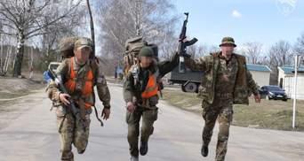 Впервые за 5 лет: женщина-военная прошла отбор в Силы спецопераций ВСУ – фото