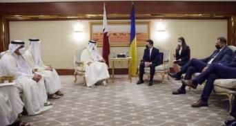 Показали підошви і схрестили ноги: делегацію Зеленського у Катарі звинуватили в помилках