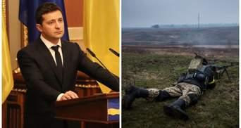 24 воина погибли в этом году, – Зеленский о потерях на Донбассе