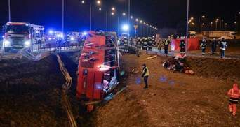 """Украинский автобус во время первой """"польской"""" ДТП был исправным, – экспертиза"""