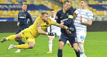 Динамо – Днепр-1: онлайн-трансляция матча УПЛ