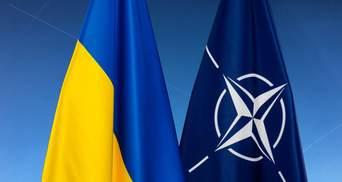 Заработала украинская версия сайта НАТО: фото