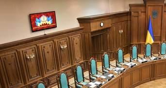 КСУ признал неконституционным уменьшение пенсий для чернобыльцев