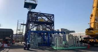 В Токио запустили установку, которая способна превращать сточные воды в водород