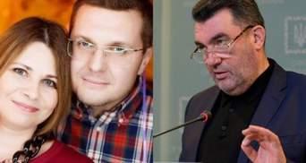 Гражданство России жены Баканова, если оно есть, может быть угрозой нацбезопасности, – Данилов