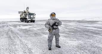 Российское оружие в Арктике: как Путин возвращается на Север