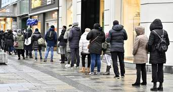 Хочеш в непродовольчий магазин – роби тест на COVID-19: в Австрії діють нові вимоги