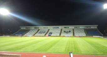 Олімпік після скандалу з Гельзіним зіграє домашній матч у Чернігові
