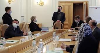 Данилов является главным инициатором введения санкций, – СМИ