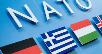 Латвия поддерживает предоставление Украине Плана действий по членству в НАТО