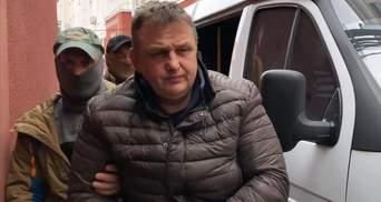 Окупанти застосовували тортури проти затриманого у Криму журналіста Єсипенка