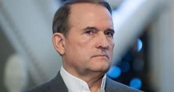 """Медведчук продав росіянам 6 підсанкційних компаній, але залишив нафтове родовище, – """"Схеми"""""""