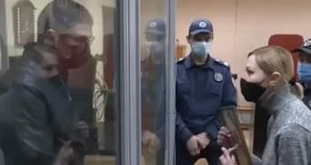 Ніколи не пробачу, сволото, – дружина Азаренкова звернулась до винуватця смертельної ДТП