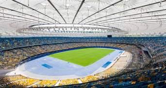 Украина может не сыграть товарищеский матч с Северной Ирландией в Киеве