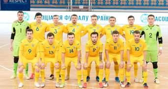 Сборная Украины поиздевалась над Данией в отборе на Евро-2022