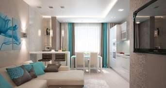 Объединение нескольких зон в квартире: что важно продумать