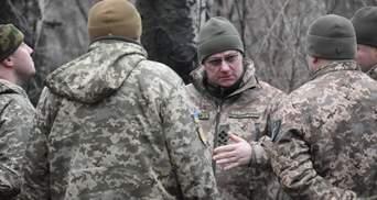 Сплановано всі заходи для швидкого реагування ЗСУ на дії Росії, – Хомчак