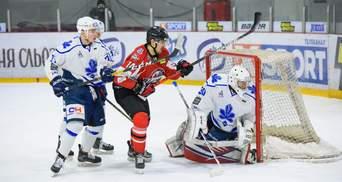 Донбасс и Сокол сыграют в финале плей-офф Украинской хоккейной лиги