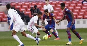 Эксперты назвали фаворита матча Реал – Барселона