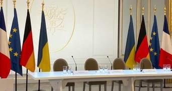 """Кремль відмовився від переговорів лідерів """"нормандської четвірки"""", – Офіс Президента"""