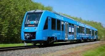 У Франції почнуть курсувати перші водневі потяги