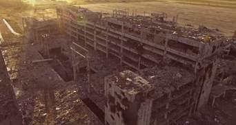 Боевики обустраивают новые оборонительные позиции возле Донецкого аэропорта