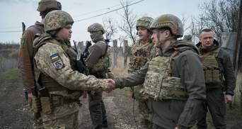 Здесь решается судьба страны, – Зеленский о поездке на Донбасс