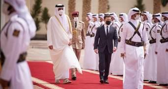 Ніякої зради: візит Зеленського в Катар може принести Україні неочевидні дивіденди