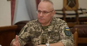 Україна не готує наступ на Донбасі, – Хомчак