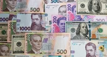 Курс валют на 12 квітня: Нацбанк трохи зміцнив гривню до долара та євро