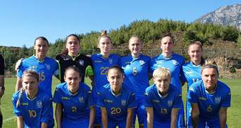 Сборная Украины обидно проиграла в первом стыковом матче за выход на Евро-2022