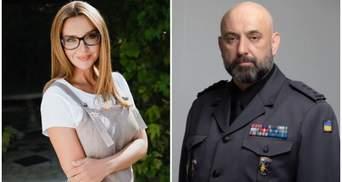 Кривонос заявил, что Оксана Марченко не может быть коллаборанткой