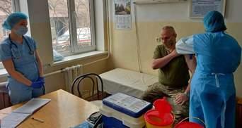 Головнокомандувач ЗСУ вакцинувався проти COVID-19