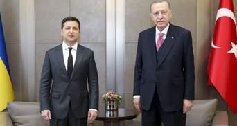 Зустріч тет-а-тет: у Стамбулі розпочалися переговори Зеленського й Ердогана