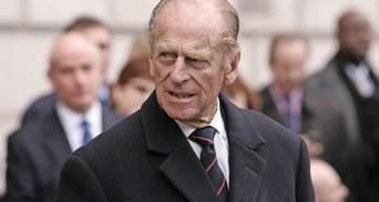 Палац оголосив день та місце поховання принца Філіпа