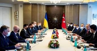Турция поддержала перспективу членства Украины в НАТО и готова помочь, – Ермак