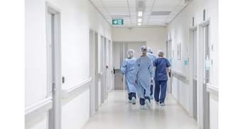 Вдарила через чергу: суддя з підозрою на COVID-19 влаштувала скандал в лікарні