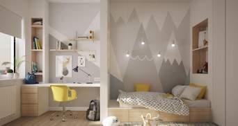 Дизайн детской комнаты: 5 удачных приемов