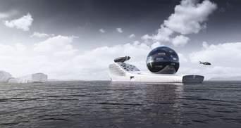 Екотур на першій у світі атомній яхті обійдеться в 3 мільйони доларів