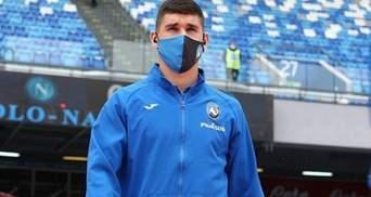 Украинец Малиновский признан лучшим игроком Европы за месяц
