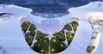 Як виглядатиме майбутнє: перспективні концепції для аеропорту